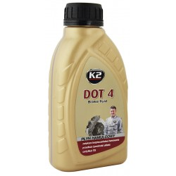 Płyn Hamulcowy DOT 4 0,5L