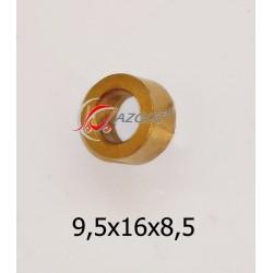 Tulejka Brązowa 16/10x8,5 25.1