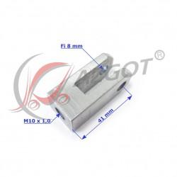 Widełki P30-12.3.12 M10*1