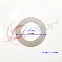 Podkładka 519140 36x55x0,5 mm