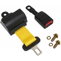 Pas Bezpieczeństwa Żółty