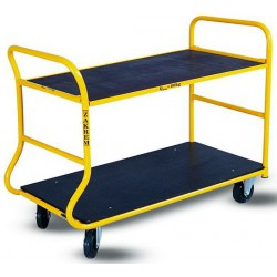 Wózek Narzędziowy 2 Półki