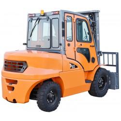 Wózek  Widłowy Seria X  5 Ton